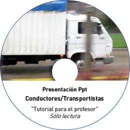 TUTORIAL - CONDUCTORES / TRANSPORTISTAS