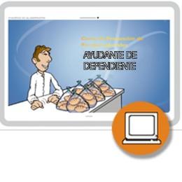 DEPENDIENTE (AYUDANTE DE) (0-4h) - ONLINE
