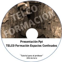 TUTORIAL - TELCO ESPACIOS CONFINADOS