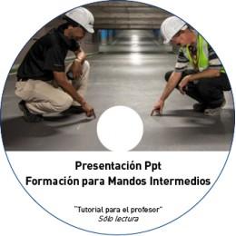 TUTORIAL - MANDOS INTERMEDIOS Y RESPONSABLES OBRA. 20h