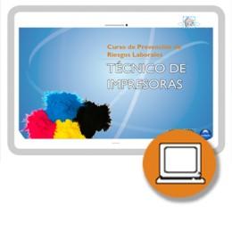 TÉCNICO IMPRESORAS (0-4h) - ONLINE