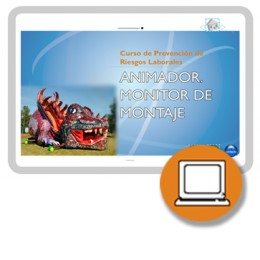 ANIMADOR. MONITOR DE MONTAJE (0-4h) ART19