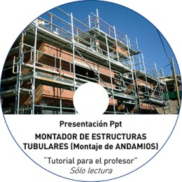 TUTORIAL - ESTRUCTURAS TUBULARES / ANDAMIOS (Obra)