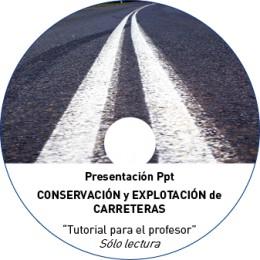 TUTORIAL - CONSERVACIÓN Y EXPLOTACIÓN CARRETERAS