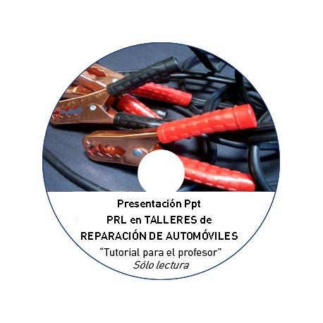 TALLERES DE REPARACIÓN DE AUTOMÓVILES - TUTORIAL