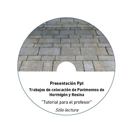 TUTORIAL - PAVIMENTOS HORMIGON Y RESINA