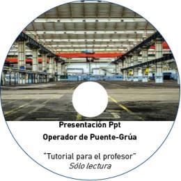 TUTORIAL - OPERADORES DE PUENTE GRÚA (METAL NO OBRA)
