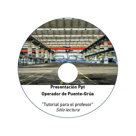 TUTORIAL - OPERADORES DE PUENTE GRÚA (TPM)
