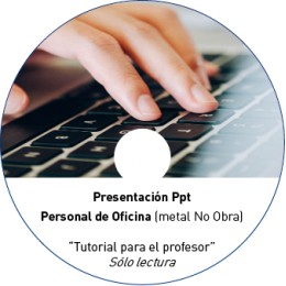 TUTORIAL - OFICINAS (Metal y Sectores)