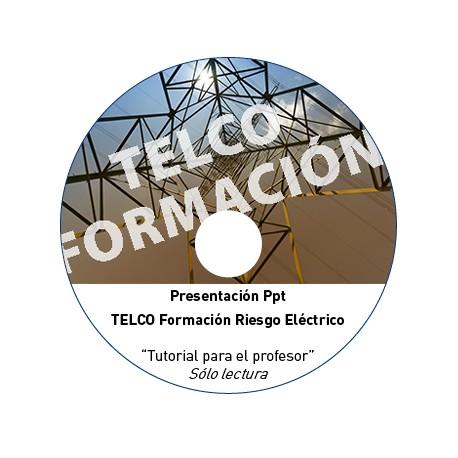 TUTORIAL - TELCO RIESGO ELÉCTRICO