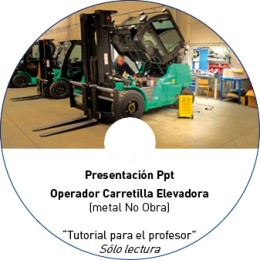 TUTORIAL - CARRETILLA ELEVADORA