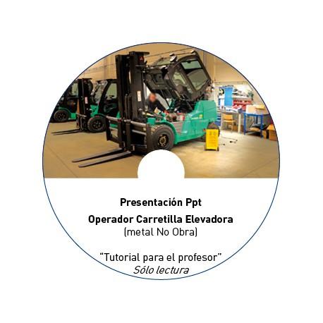 TUTORIAL - CARRETILLA ELEVADORA