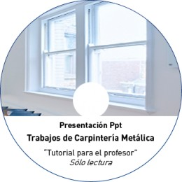 TUTORIAL - CARPINTERÍA METÁLICA (No obra)