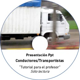 TUTORIAL - CONDUCTORES / TRANSPORTISTAS