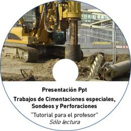 TUTORIAL - CIMENTACIONES ESPECIALES