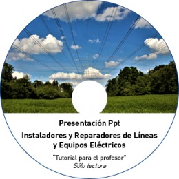 TUTORIAL - LINEAS Y EQUIPOS ELECTRICOS (METAL NO OBRA)