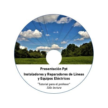 TUTORIAL - INSTALADORES Y REPARADORES DE LÍNEAS Y EQUIPOS ELÉCTRICOS