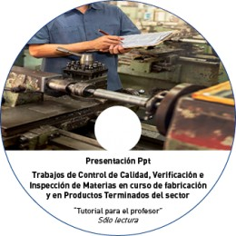 TUTORIAL - CONTROL DE CALIDAD, INSPECCION (C25) (METAL NO OBRA)