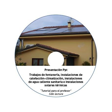 TUTORIAL - INSTALACIONES SOLARES TÉRMICAS