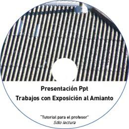 TUTORIAL - EXPOSICIÓN AL AMIANTO