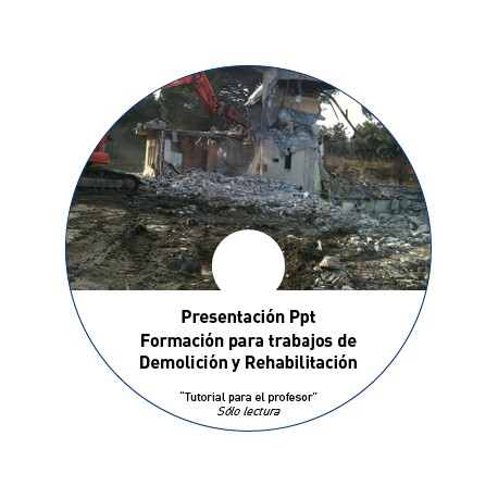 TUTORIAL - DEMOLICION Y REHABILITACION