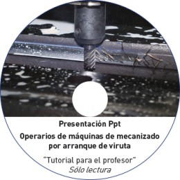 TUTORIAL - MECANIZADO POR ARRANQUE VIRUTA (METAL NO OBRA)