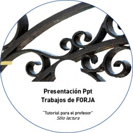 TUTORIAL - TRABAJOS DE FORJA (METAL NO OBRA)