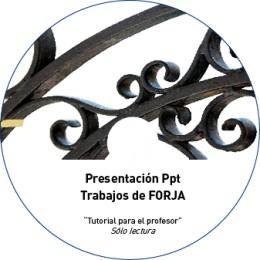 TUTORIAL - TRABAJOS DE FORJA