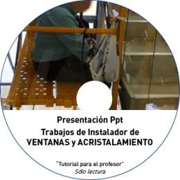 TUTORIAL - INSTALADOR VENTANAS Y ACRISTALAMIENTOS