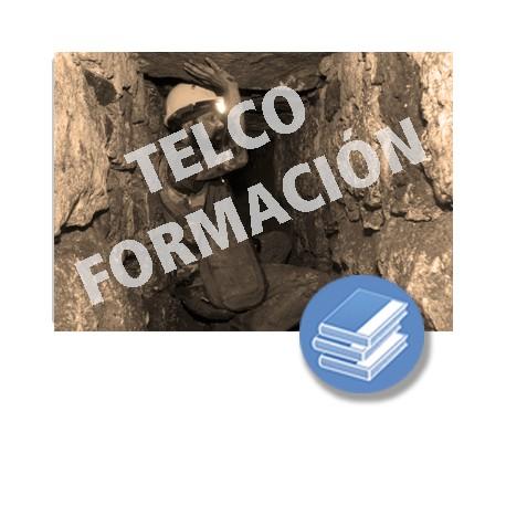 TELCO.ESPACIOS CONFINADOS. LIBRO