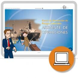 ASISTENTE DE OPERACIONES EN PUERTOS ART19 (0-3h) - ONLINE