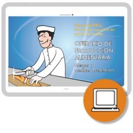 Operario de Producción Alimentaria (0-4h) Art.19 - ONLINE