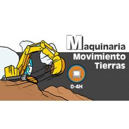 MAQUINARIA MOVIMIENTO TIERRA ART19 (0-4h)