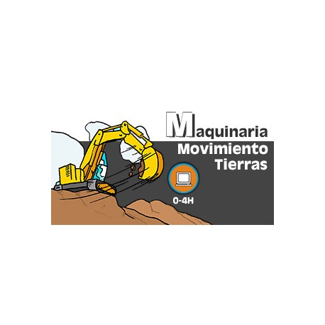 MAQ. MOVIMIENTO TIERRA - A5 (0-4h) ART19