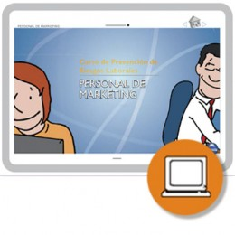 PERSONAL DE MARKETING ART19 (0-3h) - ONLINE