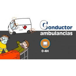 CONDUCTOR DE AMBULANCIAS ART19 (0-4h) - ONLINE
