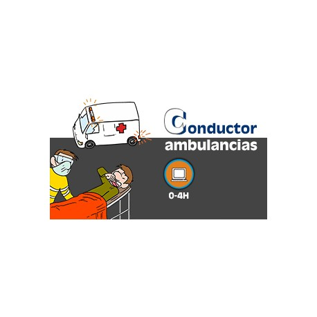 CONDUCTOR DE AMBULANCIAS A5 (0-4h) ART19