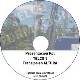 TUTORIAL pack - TELCO I. TRABAJOS EN ALTURA