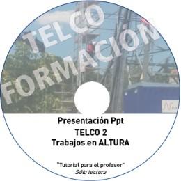 TUTORIAL - TELCO II. TRABAJOS EN ALTURA