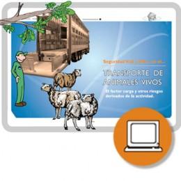 TRANSPORTE DE ANIMALES VIVOS ART19 (0-3h) - ONLINE