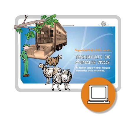 TRANSPORTE DE ANIMALES VIVOS (0-4h) - ONLINE