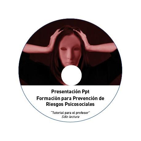TUTORIAL - RIESGOS PSICOSOCIALES. Prevención