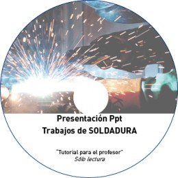 TUTORIAL - SOLDADURA (Obra)