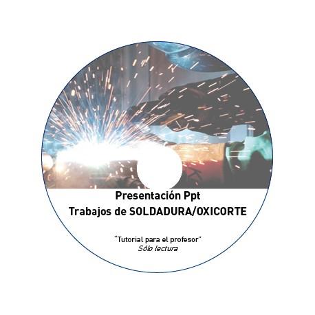 TUTORIAL - SOLDADURA /OXICORTE (METAL NO OBRA)