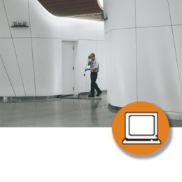 CONSERJE EMPLEADO FINCA URBANA PORTERO (30-50h) - ONLINE