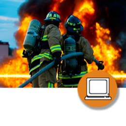 EMERGENCIA Y EVACUACION / EL FUEGO (4-20h) - ONLINE