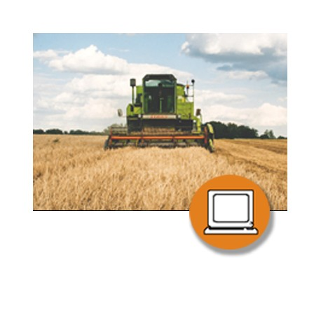AGRICULTURA - MAQUINARIA TRACTOR PRL  (4-20h) - ONLINE