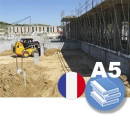 MAQUINARIA MOVIMIENTO TIERRA (Frances) ART19 (0-3h) - LIBRO A5