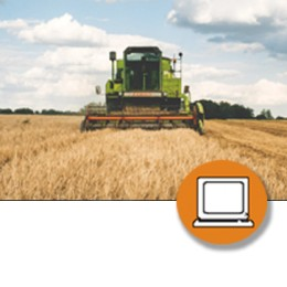 AGRICULTURA - MAQUINARIA TRACTOR PRL (30-50h) - ONLINE