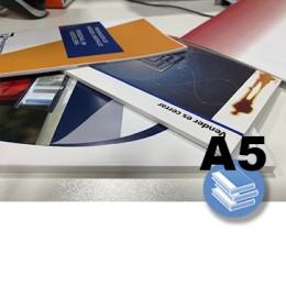 A5 COLOR - IMPRESION + PEGADO